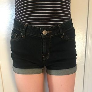 BDG / Urban outfitters mid rise denim shorts